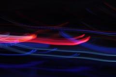 Nachtfarben des Vergnügungsparks Stockbilder