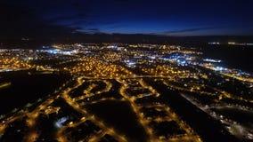 Nachtfliege bei Elgin Lizenzfreies Stockbild