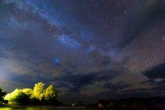 Nachthemel Stock Afbeeldingen