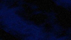 Nachthemel met de achtergrond van de sterrentextuur Royalty-vrije Stock Foto's