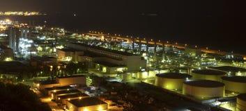 Nachtindustrie Lizenzfreies Stockfoto