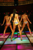 Nachtkluberscheinen Lizenzfreie Stockfotos