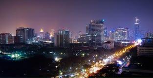 Nachtleben von Bangkok Lizenzfreies Stockfoto