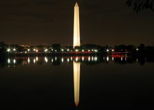 Washington-Monument Stockbilder