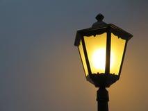 Nachtlicht Stock Afbeeldingen