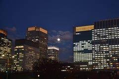 Nachtlicht Stockfotos