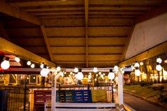 Nachtlicht Stock Foto