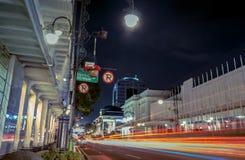Nachtlicht Lizenzfreie Stockfotos
