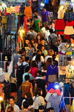 Nachtmarkt 2 Lizenzfreie Stockfotografie