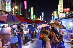 Nachtmarkt Stock Afbeeldingen