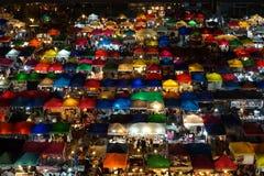 Nachtmarkt Stockbilder