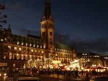 Nachtmarkt Fotos de archivo
