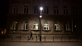 Nachtpassant Lizenzfreie Stockfotografie