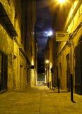 Nachts Lizenzfreie Stockbilder