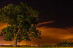 Nachtschicht Stockbild