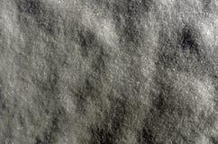 Nachtschneebeschaffenheit lizenzfreie stockfotos