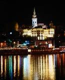 NachtStadtbild Stockfotos