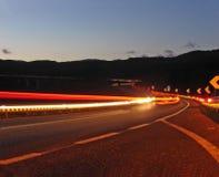 Nachtszene Lizenzfreie Stockbilder
