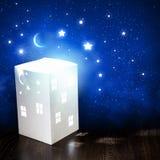 Nachtträumen Stockbilder