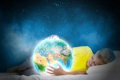 Nachtträumen Lizenzfreies Stockbild