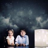 Nachtträumen Lizenzfreies Stockfoto