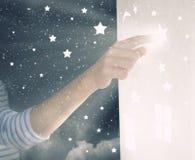 Nachtträumen Lizenzfreie Stockfotos