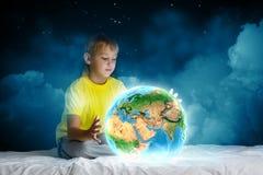 Nachtträumen Lizenzfreie Stockbilder