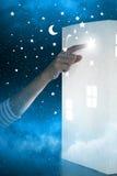 Nachtträumen Stockfotografie