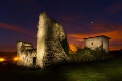 Nachtturm Lizenzfreie Stockfotografie