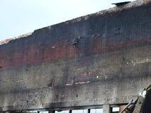 Nachwirkungen von sechs Warnung Dallas Fire Lizenzfreies Stockbild