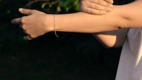 Nacierać twój ręki zbiory