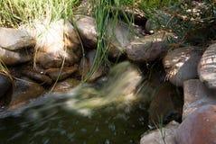Nacimiento del río Foto de archivo libre de regalías