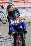 Nacionais 2009 de Cyclocross Fotos de Stock Royalty Free