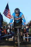 Nacionais 2009 de Cyclocross Foto de Stock Royalty Free