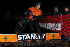 Nacionais 2009 de Cyclocross Imagens de Stock Royalty Free