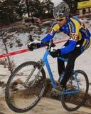 Nacionais 2009 de Cyclocross (Chris Sheppard) Imagens de Stock