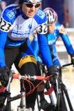 Nacionais 2009 de Cyclocross (Chris Sheppard) Fotografia de Stock Royalty Free