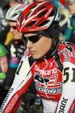 Nacionais 2009 de Cyclocross (icebergue de Kristi) Fotografia de Stock