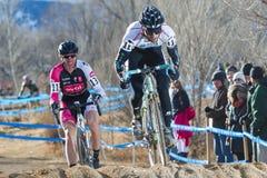2014 nacionais de USAC Cyclocross Fotos de Stock Royalty Free
