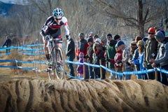 2014 nacionais de USAC Cyclocross Fotos de Stock