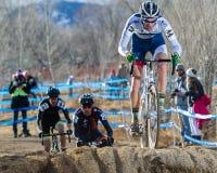 2014 nacionais de USAC Cyclocross Fotografia de Stock Royalty Free