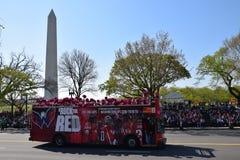 2016 nacional Cherry Blossom Parade en Washington DC Fotografía de archivo libre de regalías