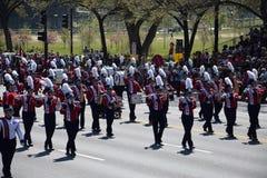 2016 nacional Cherry Blossom Parade en Washington DC Fotografía de archivo