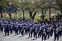 2016 nacional Cherry Blossom Parade en Washington DC Imagenes de archivo