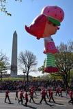 2016 nacional Cherry Blossom Parade no Washington DC Imagens de Stock