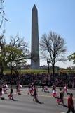 2016 nacional Cherry Blossom Parade no Washington DC Fotografia de Stock