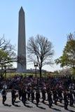 2016 nacional Cherry Blossom Parade no Washington DC Imagem de Stock