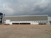 Nacional de biblioteca Brasilia Fotografía de archivo