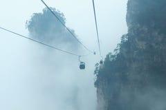 Nacional Forest Park de Zhangjiajie Fotos de Stock