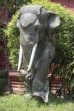 Nacional; Museu Phnom Penh Camboja Fotografia de Stock Royalty Free